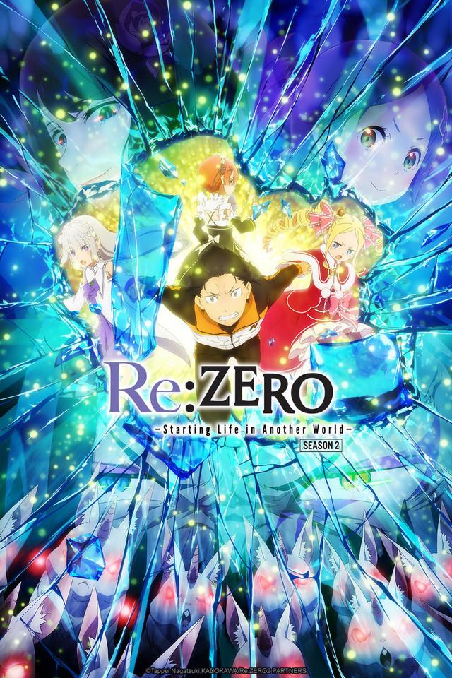 ReZero 2 - Crunchyroll