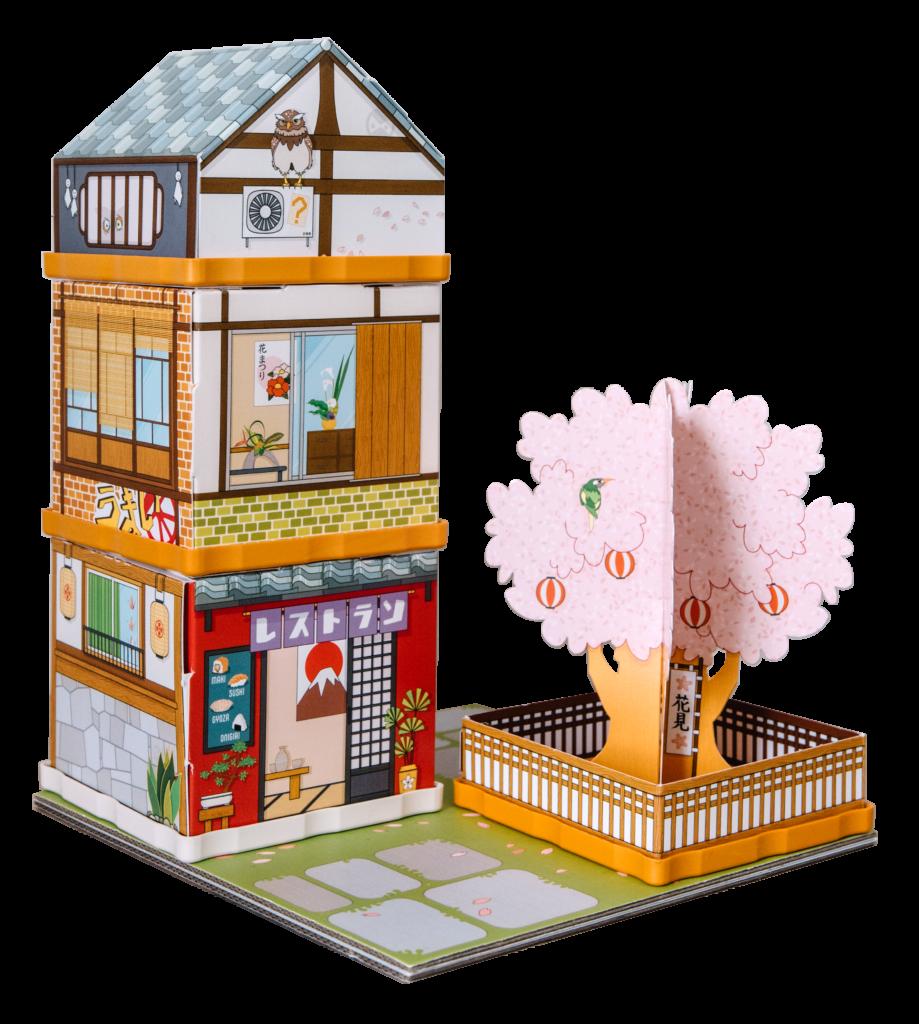 La sakura dori montée