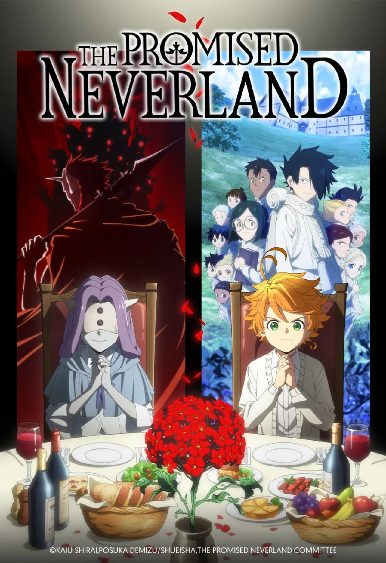 The Promised Neverland - Wakanim