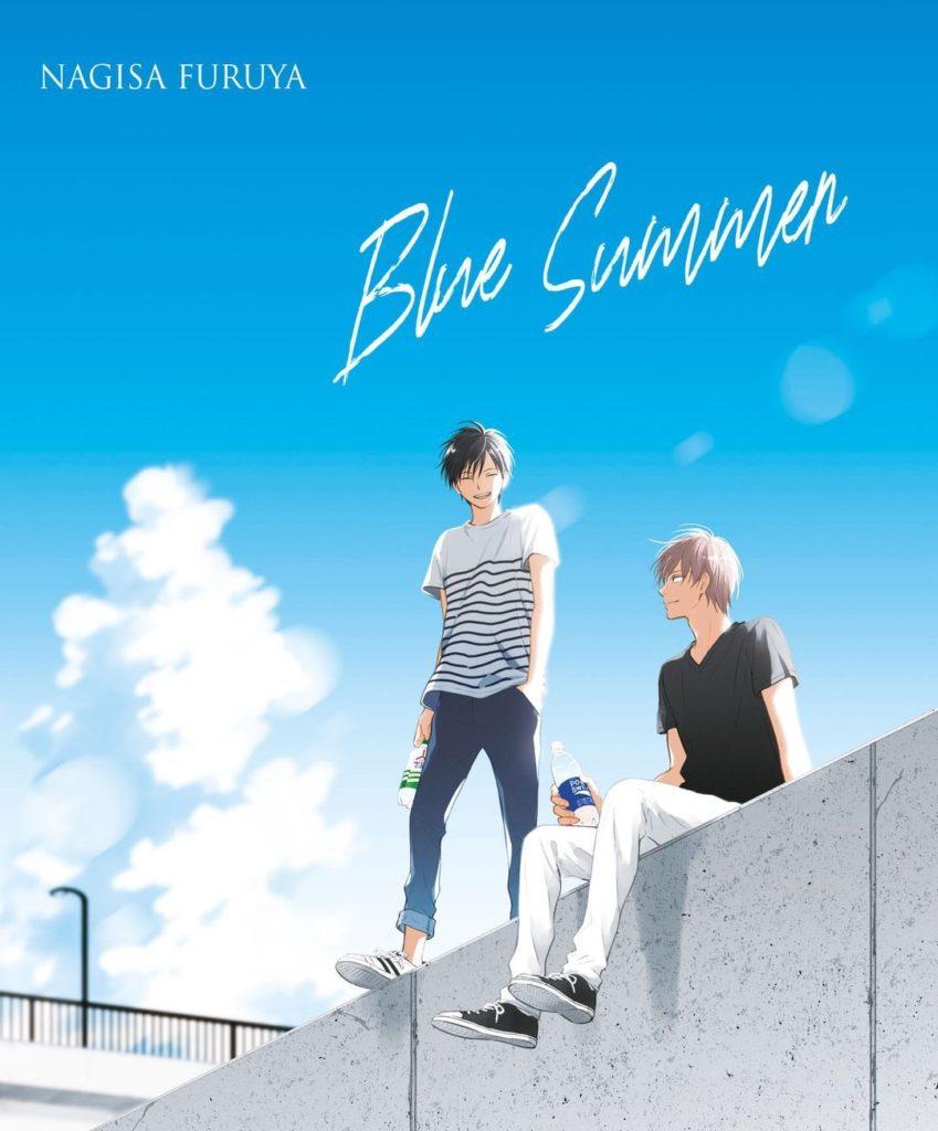 Couverture de Blue Summer chez Boy's Love IDP