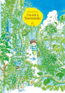 Un été à Tsurumaki de Shin'ya Komatsu : couverture