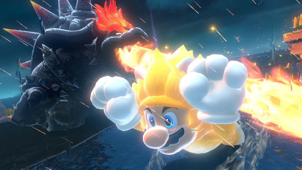 Super Mario 3D World and Bowser's Fury