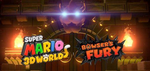 UNE de Super Mario 3D World and Bowser's Fury