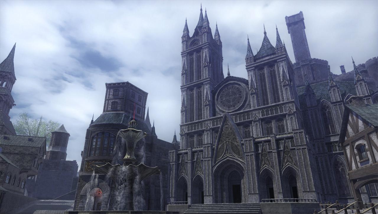 Ys IX cathédrale Balduq