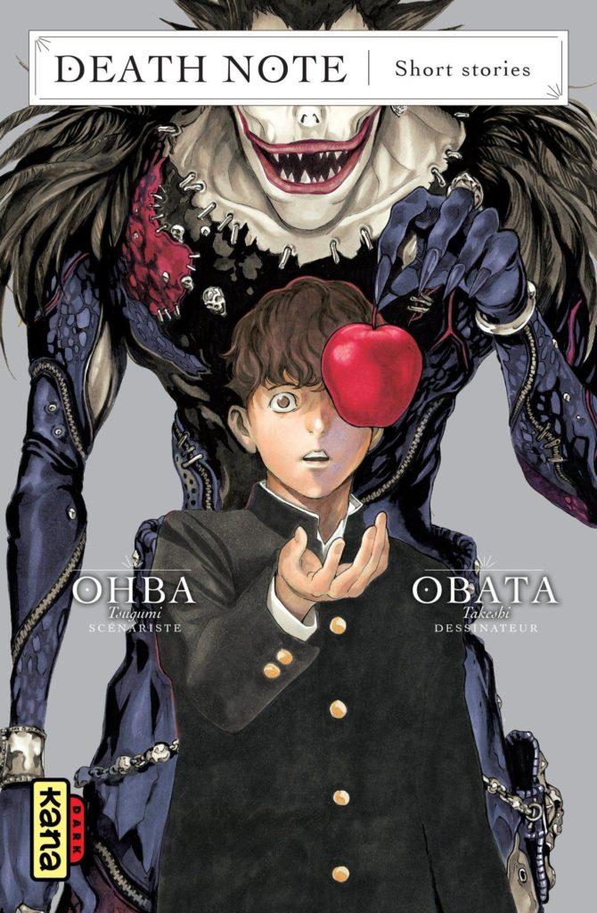 Couverture du one-shot de Death Note Short Stories chez Kana