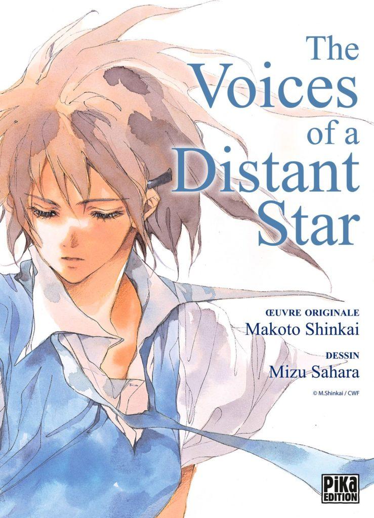 Couverture du one-shot The Voices of a Distant Star chez Pika