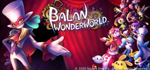 UNE du jeu Balan Wonderworld