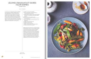 Cuisine japonaise vegan ultra-facile de Tim Anderson : pages intérieures