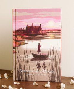 Souvenirs de Marnie de Joan G. Robinson aux éditions Monsieur Toussaint Louverture : couverture
