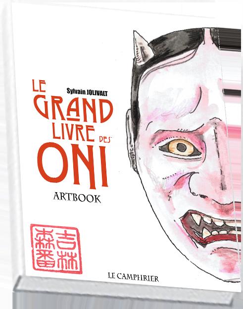 Artbook du Grand Livre des Oni