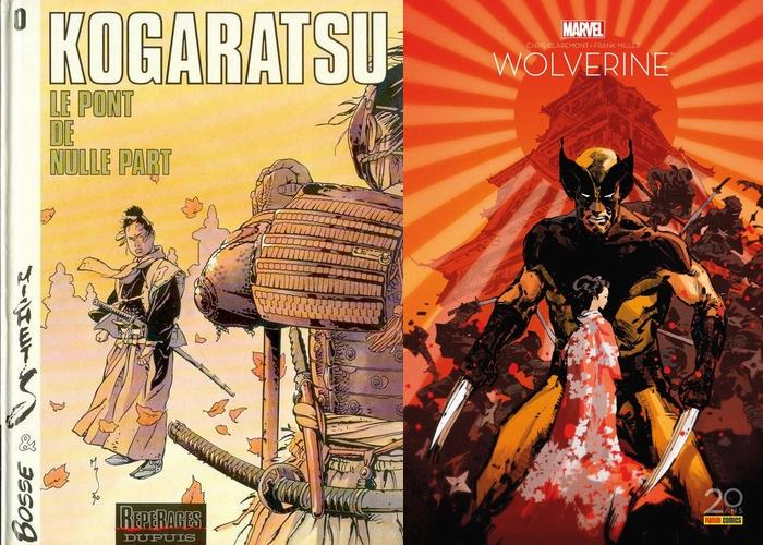 Kogaratsu - tome 0 : Le pont de nulle part et Wolverine édition 20 ans