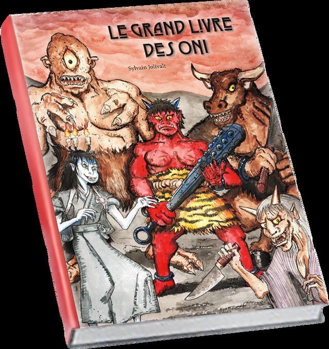 Le Grand Livre des Oni