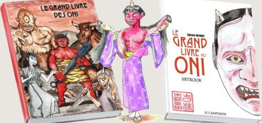 Une Le Grand Livre des Oni
