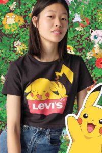 Collaboration Levi's x Pokémon