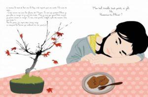 Nanako et son érable / Les 24 saisons de Nanako de Pascale Moteki, éditions L'iroli