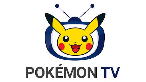 Logo de l'appli TV Pokémon sur les stores
