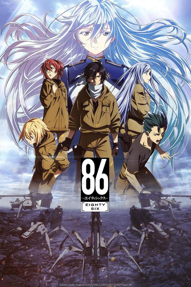 86 - Crunchyroll