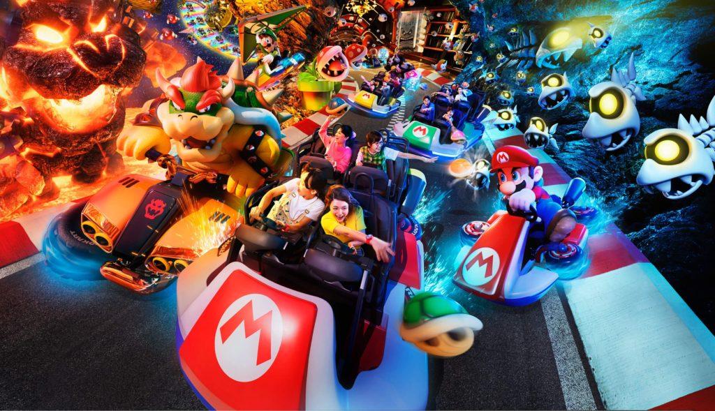 Mario Kart: Koopa's Challenge