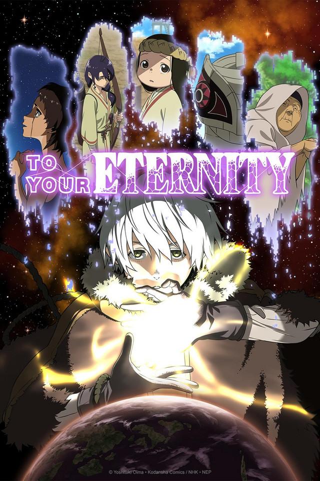To Your Eternity - Crunchyroll-ADN