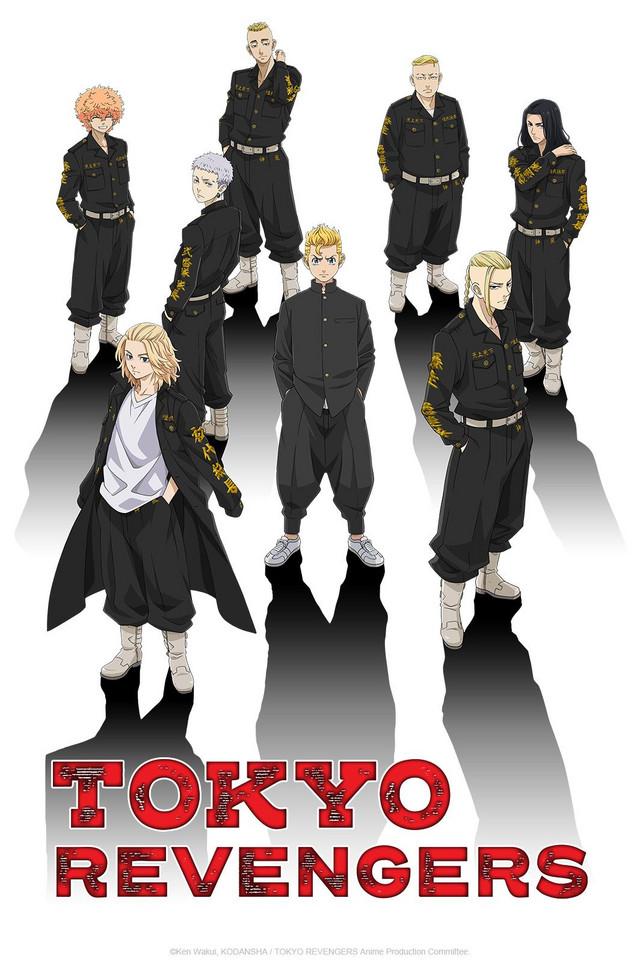 Tokyo Revengers - Crunchyroll