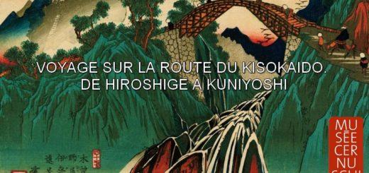 Une Voyage sur la route du kisokaido au musée Cernuschi