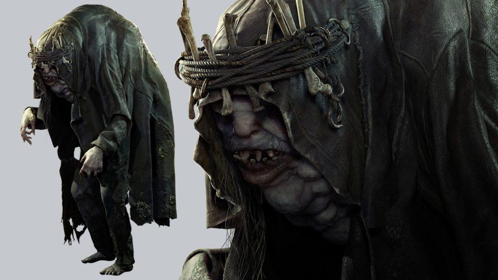 Resident Evil Village - Moreau