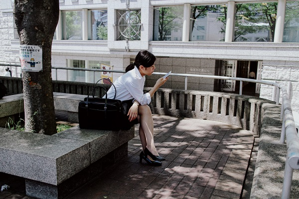 Business women japan