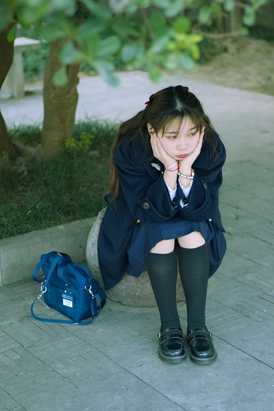 Etudiante au Japon