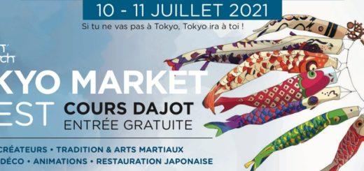 Une Tokyo Market Brest