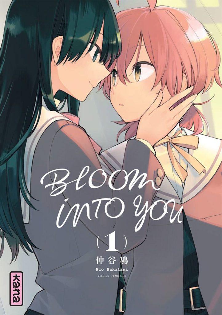 Couverture du tome 1 de Bloom into You chez Kana