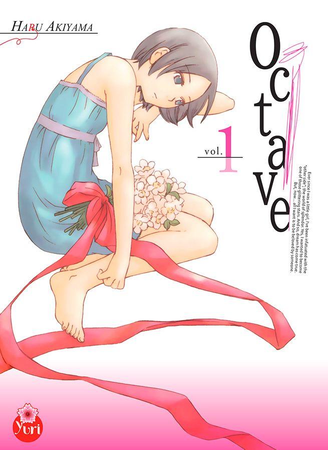 Couverture du tome 1 de Octave chez Taïfu Comics