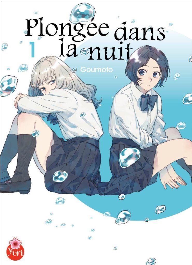 Couverture du tome 1 de Plongée dans la nuit chez Taïfu Comics