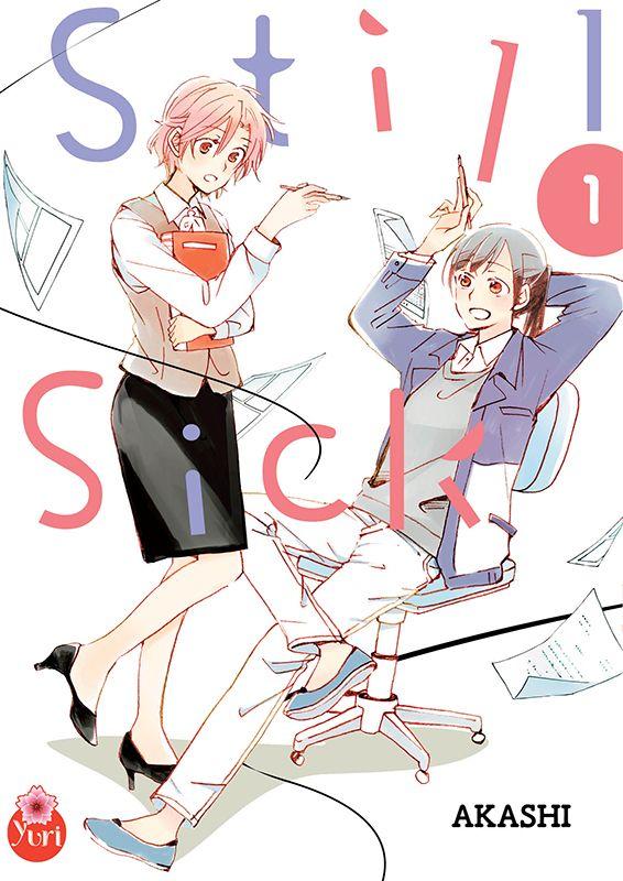 Couverture du tome 1 de Still Sick chez Taïfu Comics